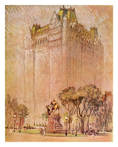 008-El Plaza-The new New York a commentary on the place and the people-1909-John Charles Van Dyke