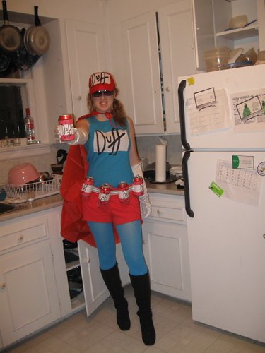 Still my favourite costume, handmade, and I cant top it. Ive reached my prime too soon.