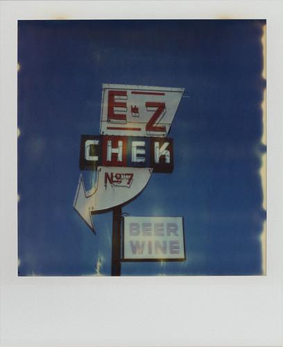 E-Z CHEK No. 7
