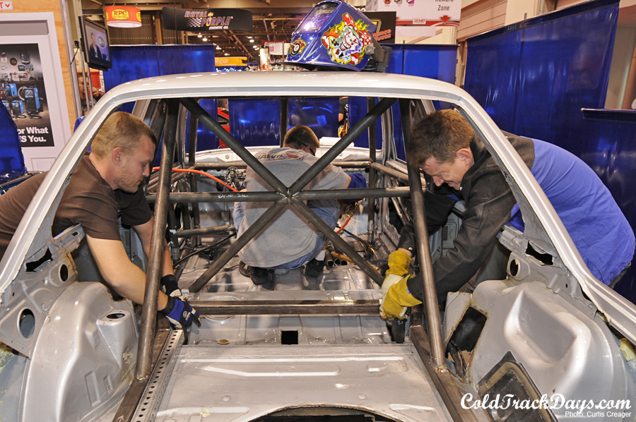 SEMA // CASWELL & THE BAJA BIMMER - DAY TWO