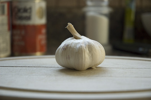 i heart garlic