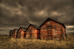 the brooding on the plains of faustus (bealluc) Tags: alberta brooding hdr faustus reimagined tonemapped aplusphoto