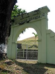 Reservoir Siranda Semarang