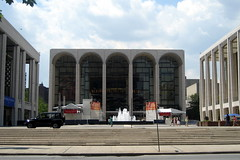 NYC: Lincoln Center