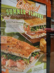 Limited Time Only Summer Sanwiches from Cosi