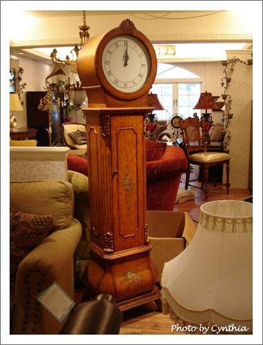 大峰家具-立鐘