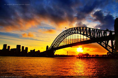 Sydney Harbour Bridge - by Christopher Chan