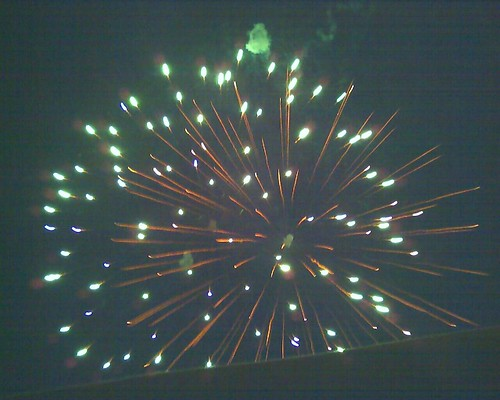 moonroof fireworks