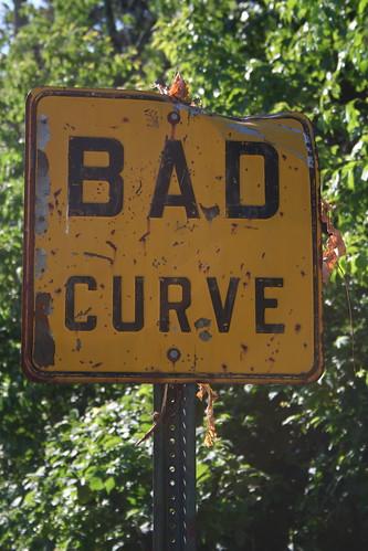BAD curve!