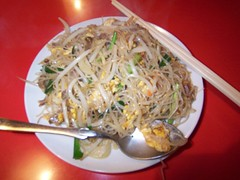 Chinese fried rice noodle