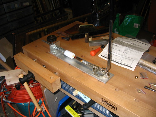 Pressing Parts together