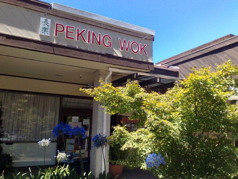 Peking Wok - MV