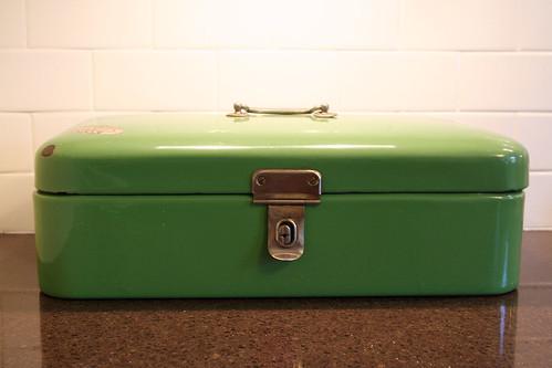 My New (Old) Breadbox
