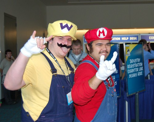Wario and Mario are F'N Metal