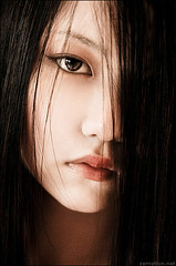 (zemotion) Tags: portrait selfportrait beauty closeup asian supershot zemotion hiddenyetbeautiful