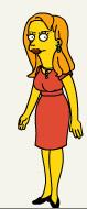 me as a Simpson