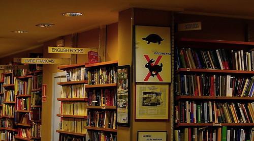05.2007 Barcelona, bookshop
