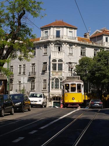 Lisboa - Rua Domigos Sequeira