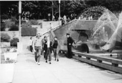 Civic Park in Newcastle on Autonomy Day 19th July 1967 (UON Library,University of Newcastle, Australia) Tags: students newcastle university australia 1967 independence autonomy macneill universityofnewcastle lamanstreetnewcastle autonomyday autonomy1967macneill001