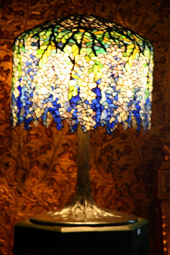Tiffany lamp,house, interior, interior design