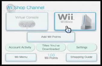 WiiWare title – SPOGS Racing