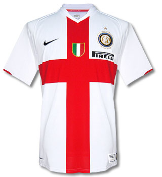 size 40 edcd9 09758 Is that a dragon on Inter Milan's white kit? | Yahoo Answers