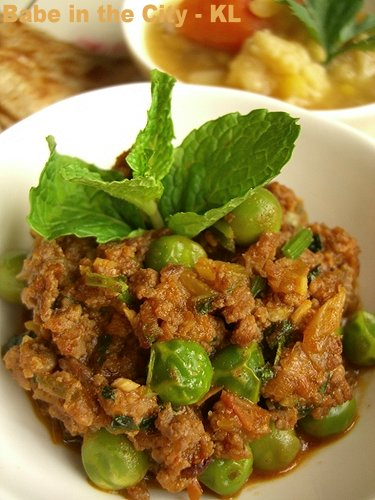 Lamb and Pea Keema Curry 01