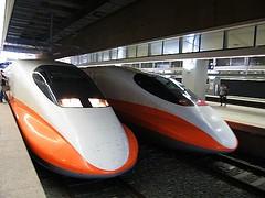 台灣南北高速鐵路700T型列車
