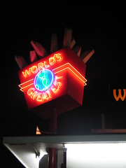 Worlds Greatest, Minneapolis, Minnesota, August 2007, photo © 2008 by QuoinMonkey. All rights reserved.