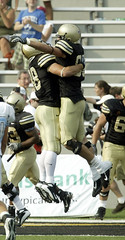 Army Football. Sept. 2007.