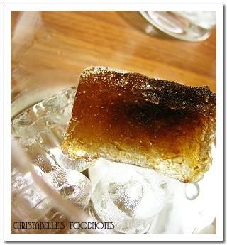 米朗琪冰滴咖啡咖啡冰塊