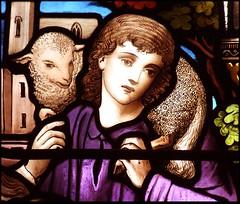 good shepherd (Simon_K) Tags: church norfolk churches eastanglia beighton norfolkchurches 070908 bikerideday2007 wwwnorfolkchurchescouk