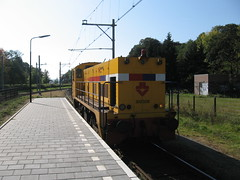 Diesel locomotive Strukton (giedje2200loc) Tags: railroad train diesel transport trains commuter railways railfan trainspotting locomotives railfanning railfans