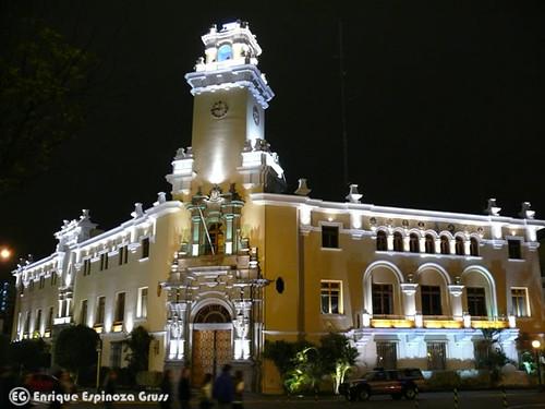 Municipalidad de Miraflores Peru_web por ZOOMINFINITO.