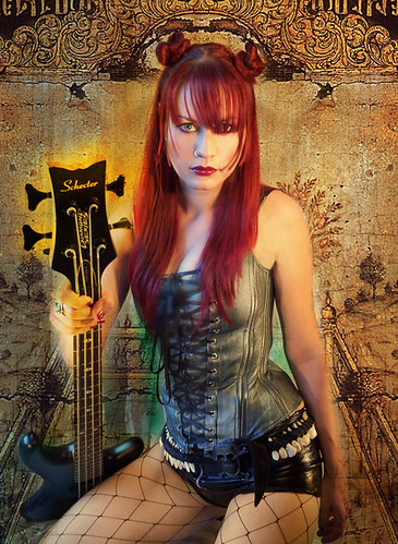 Diosas y Talentosas del Metal 2daParte (+discografias)