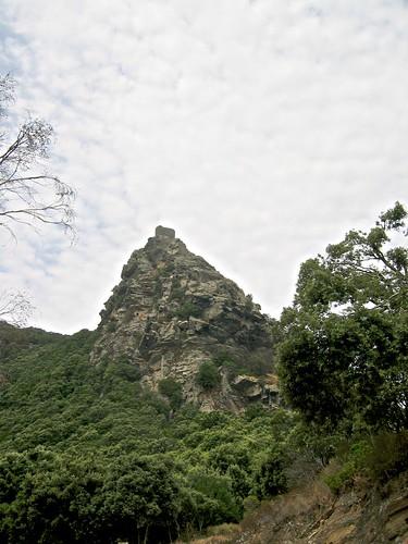 Le site de la Tour de Sénèque dans le Cap Corse