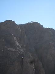 the peak (lvchan) Tags: travel trek atlasmountains morocco mttoubkal