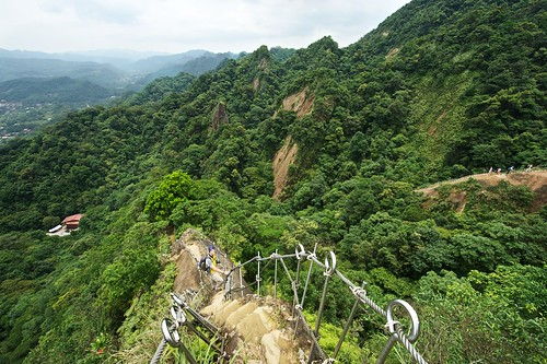 Hiking Taiwan Xiaozi Shan 001