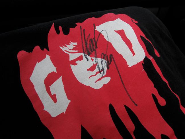 Print Brigade - Danzig shirt