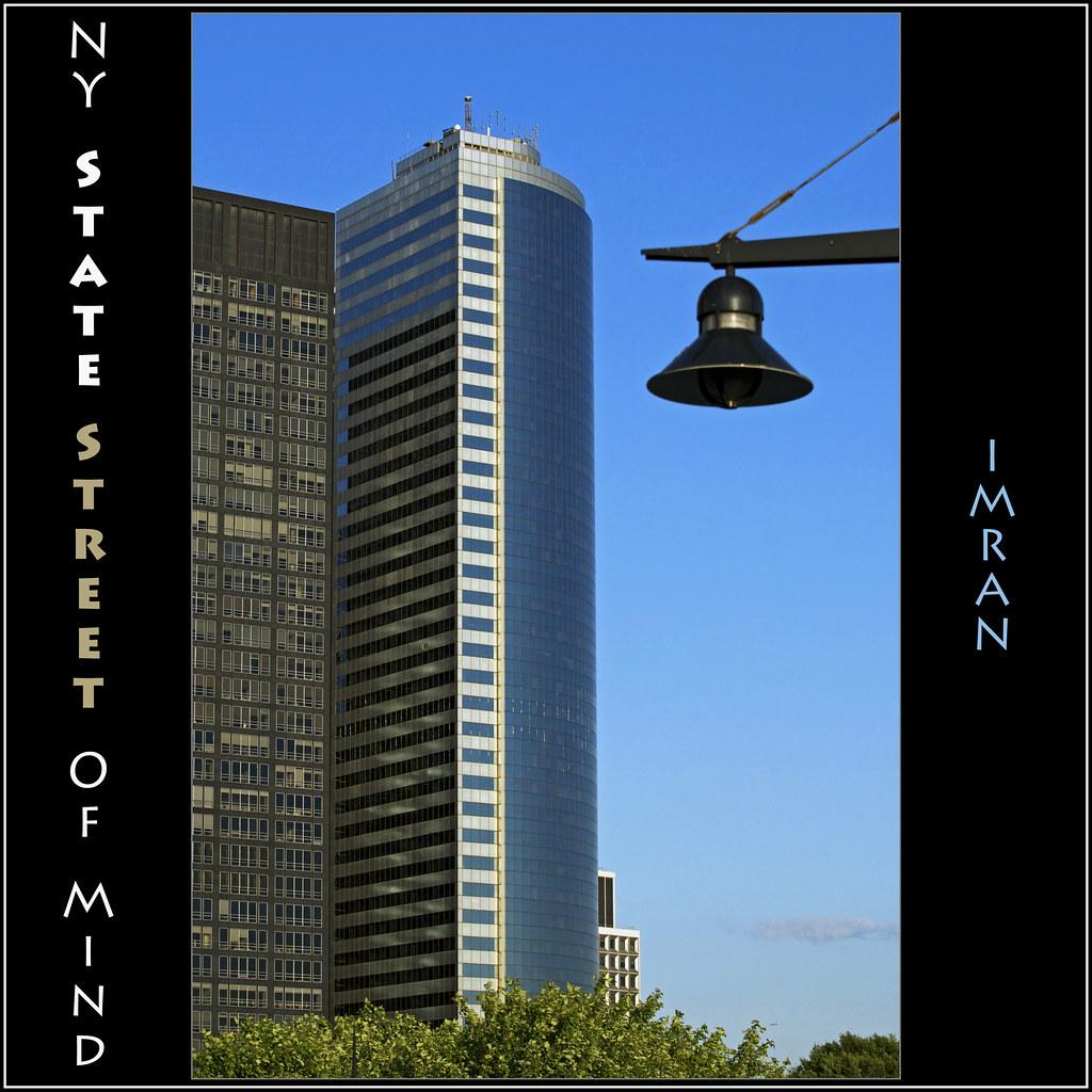 New York State (Street) Of Mind - IMRAN™ — 400+ Views!
