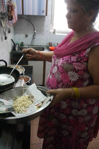 City Food - Julia Child in Vasundhra