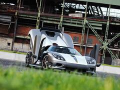 Koenigsegg CCR (Philipp Lcke) Tags: money olympus bugatti luxury ccr koenigsegg veyron supersport edocompetition ccxr