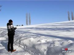 0128_1000_R0013602P (Shun Daddy) Tags: travel winter snow nature japan landscape hokkaido scenary     biei   2009