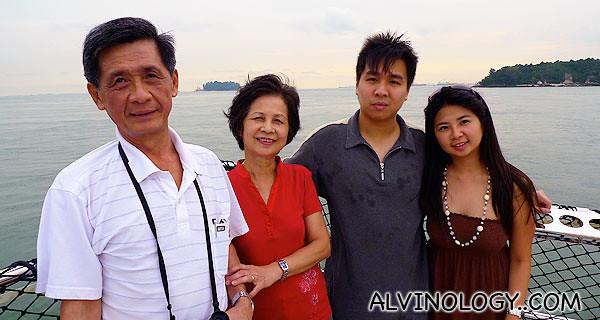 Meiyen's family