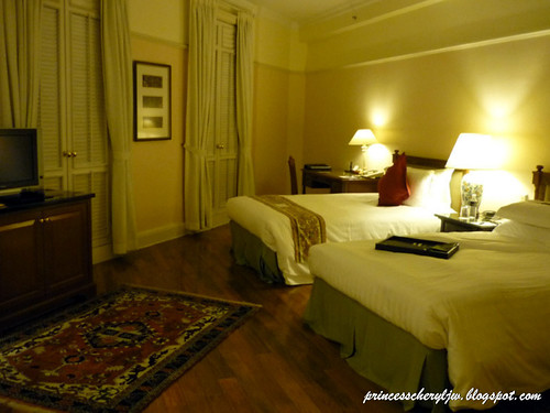 Intercontinental Hotel Singapore 2