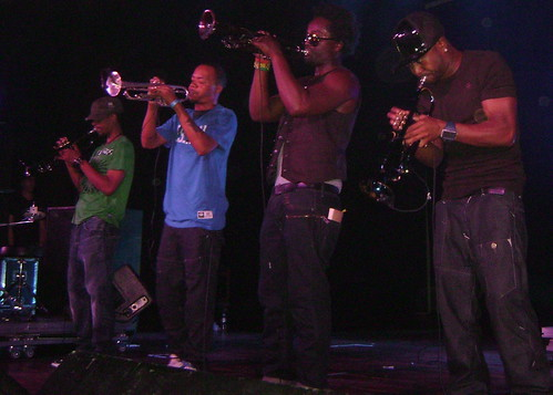 Hypnotic Brass Ensemble - 06/10/10