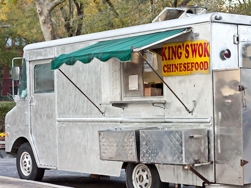 King's Wok Chinese Food truck