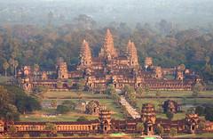 Temple of Angkor Wat | Angkor | Siem Reap Province | Cambodia