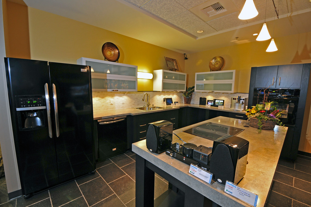 Demonstration Kitchen at Huppin's N. Spokane Store