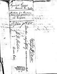 Azariah Graves (1815-1896) Civil War Pardon Petition #1